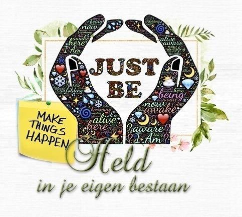 Held in je eigen leven Gudrun Van Overberghe De wet van aantrekking edel&wijs de kracht van gedachten